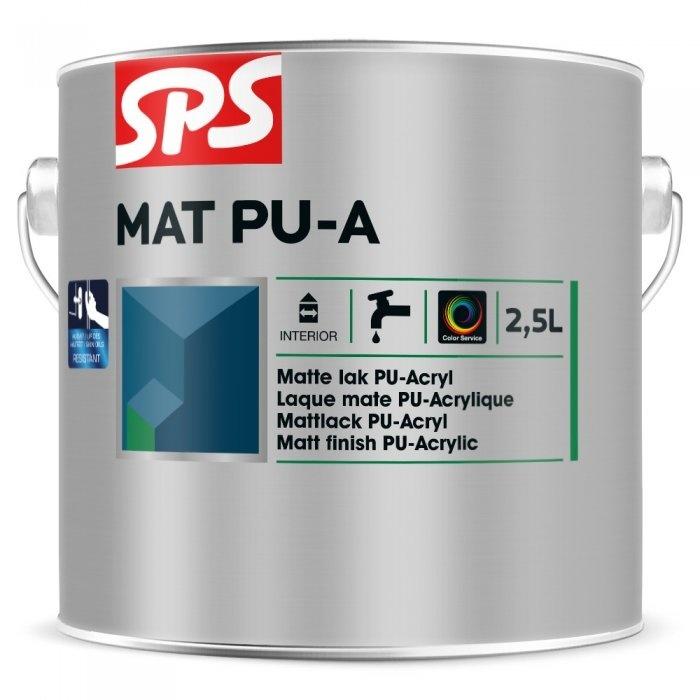 SPS Mat PU-A