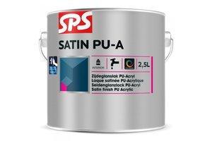 SPS Satin PU-A RAL 9010