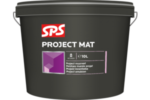 SPS Muurverf Project Mat