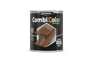 Rust-Oleum Combicolor Hamerslag Bruin