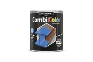 Rust-Oleum CombiColor Hoogglans Licht Blauw RAL 5012