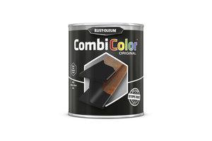 Rust-Oleum CombiColor Mat Zwart RAL 9005