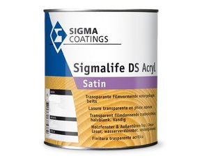 Sigma Sigmalife DS Acryl Satin