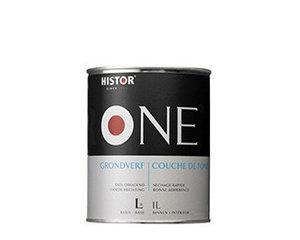 Histor One Grondverf Acryl 1ltr