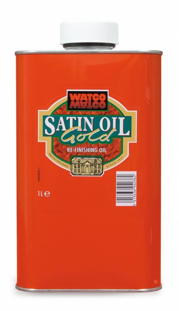 Timberex Satin Oil Gold