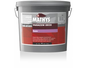 Mathys Paracem Deco Satin