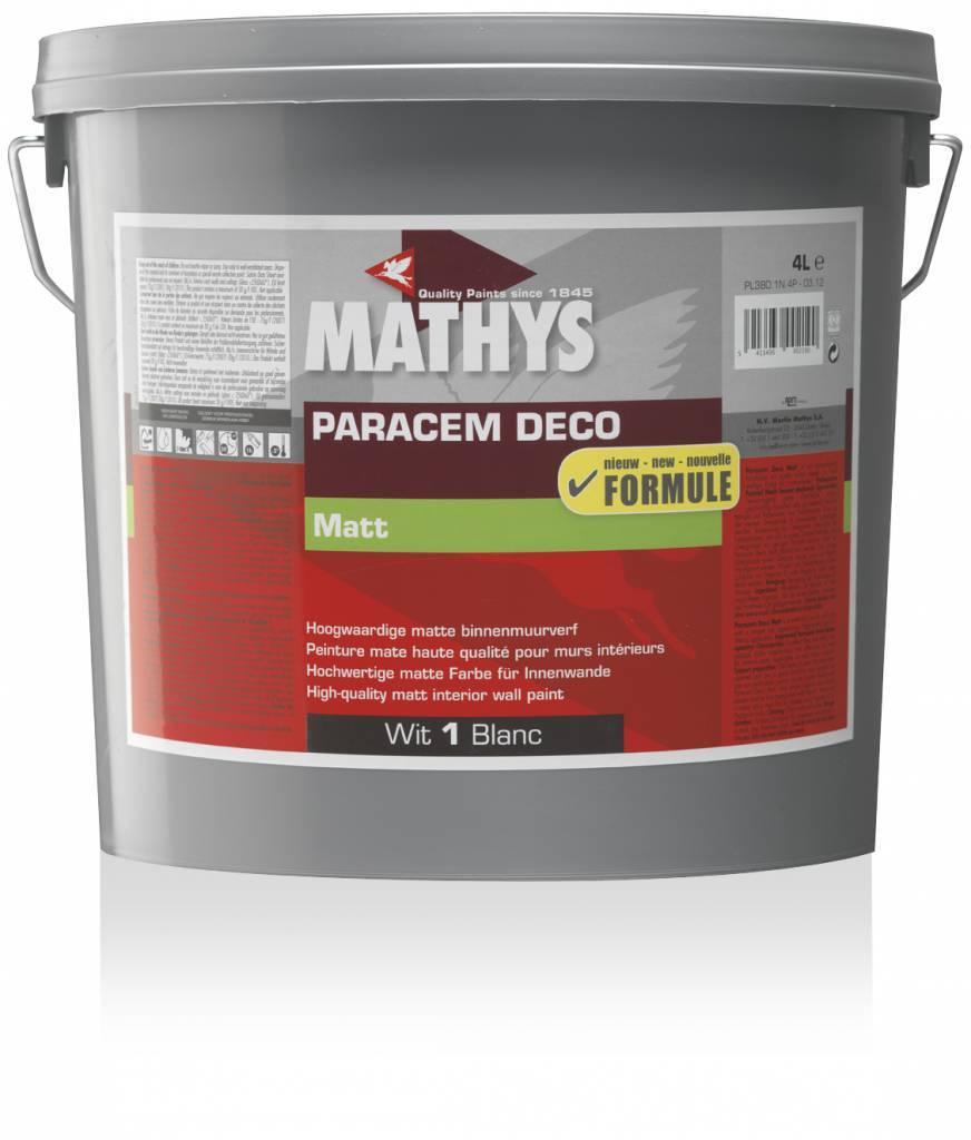 Mathys Paracem Deco Mat