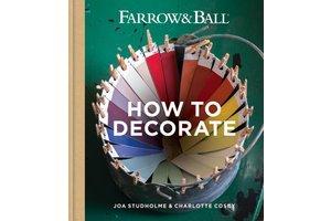 Farrow & Ball Boek: How to Decorate