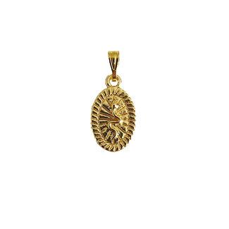 Snake Oval - Gold