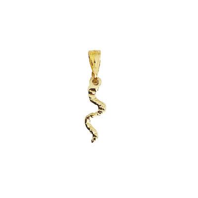 Tiny Snake - Gold