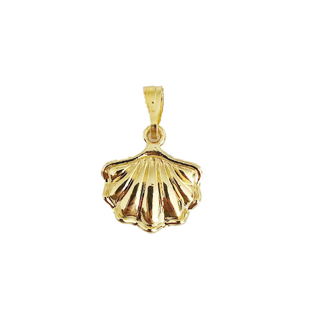 Sea Shell - Goud