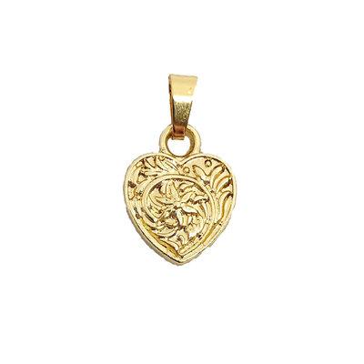 Vintage Heart - Goud