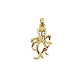 Octopus - Goud