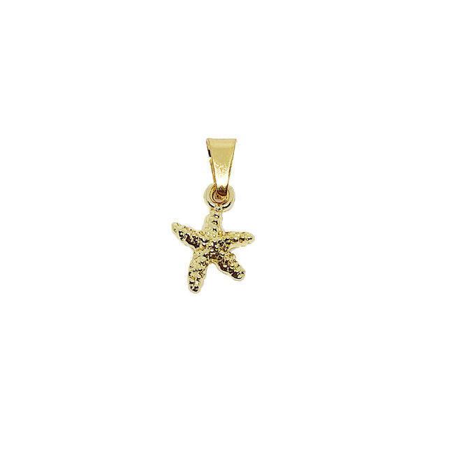 Tiny Sea Star - Goud