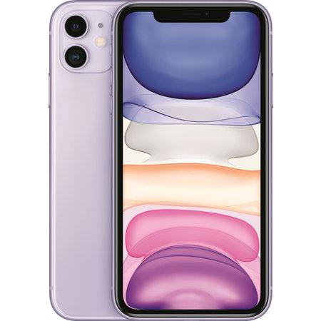 Iphone 11 64GB Paars Nieuwstaat