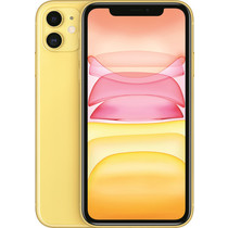 Iphone 11 256GB Geel Nieuwstaat