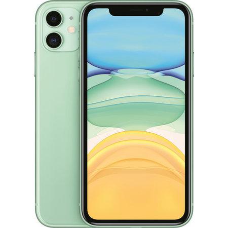 Iphone 11 256GB Groen Nieuw