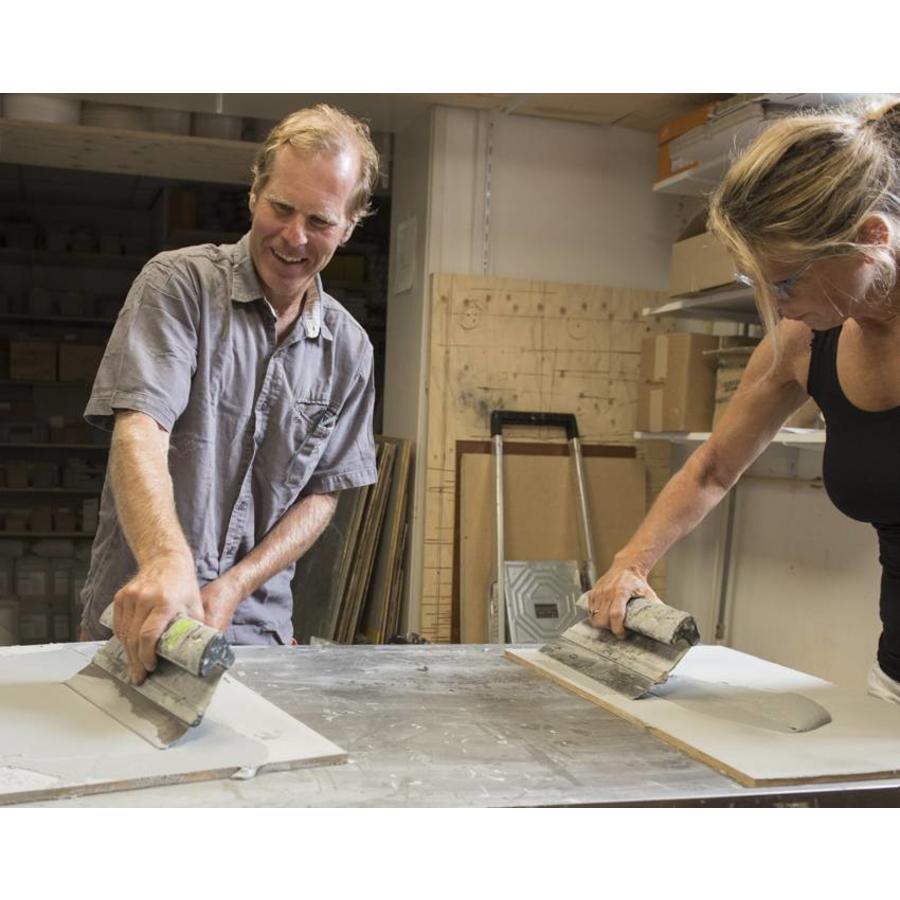 Workshop BADKAMER in VERBAU-betonstuc kant&klaar-2