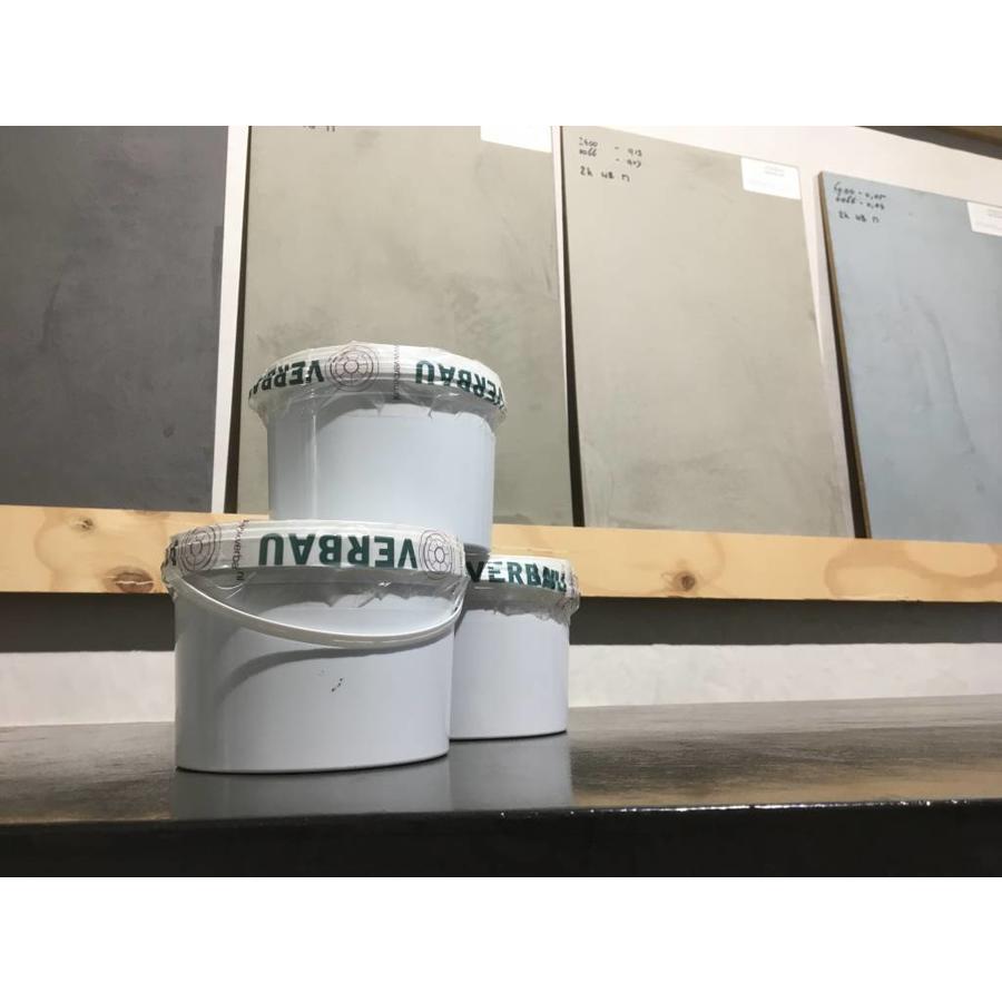 TRY-OUT VERBAU-betonstuc kant&klaar, 1 kilo-1
