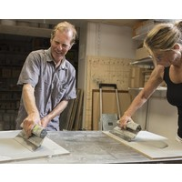 thumb-Workshop WOONVLOER in VERBAU-betonstuc kant&klaar-3