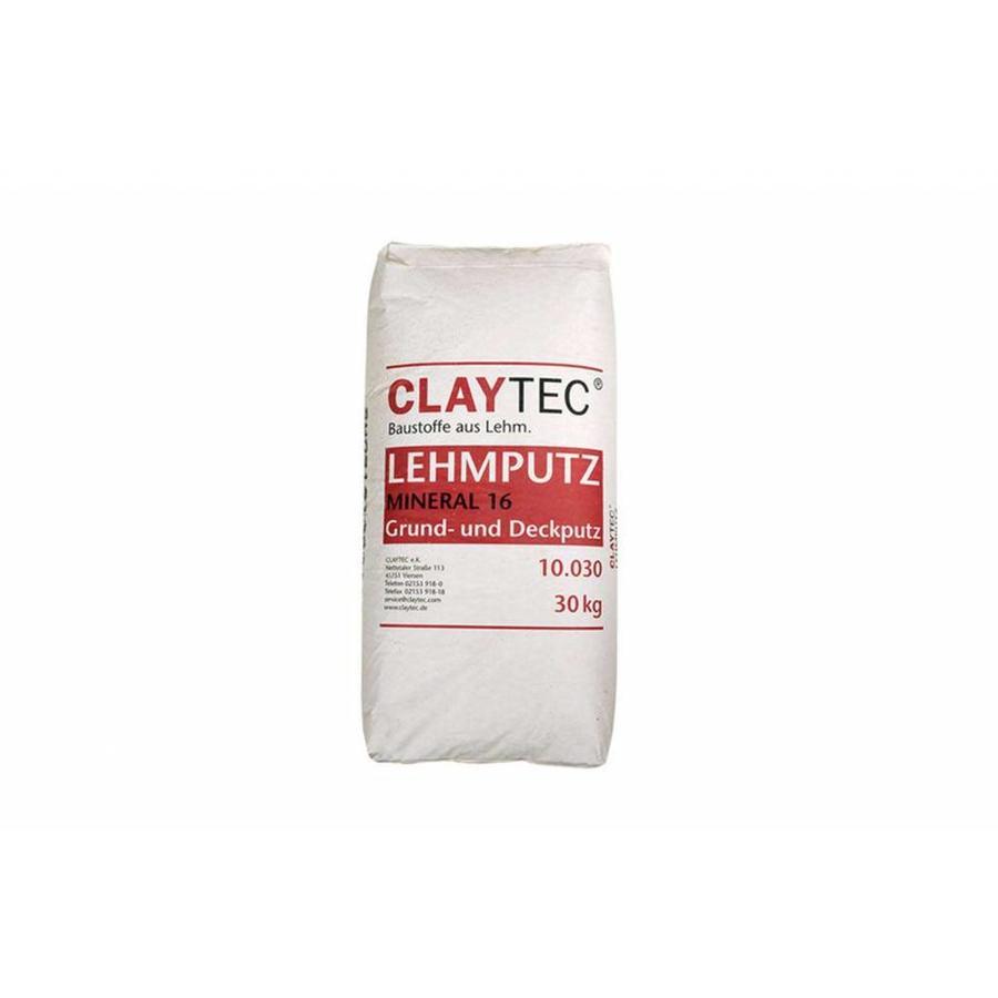 Basisleem droog zonder stro (mineraalpleister), 30 kg-1