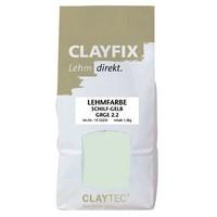 thumb-Clayfix leemverf, glad, 1.5 kg-1