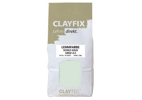 Clayfix leemverf, glad, 1.5 kg