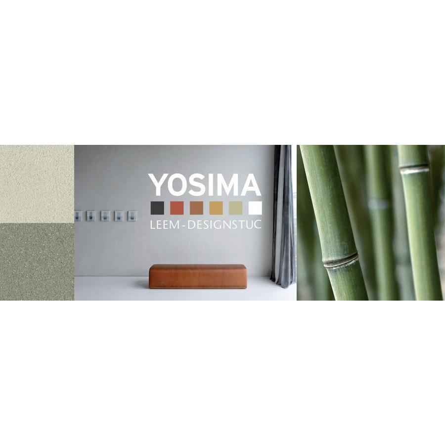 MAGAZIJNOPRUIMING Yosima Leem Designstuc, mengkleuren, 20 kg-2
