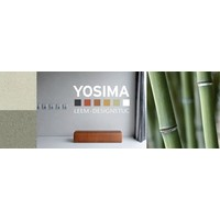 thumb-Yosima Leem Designstuc, wit, 20 kg-2