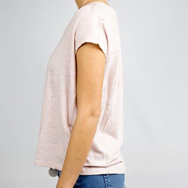 R95th Oversized V-Neck T-Shirt (L)