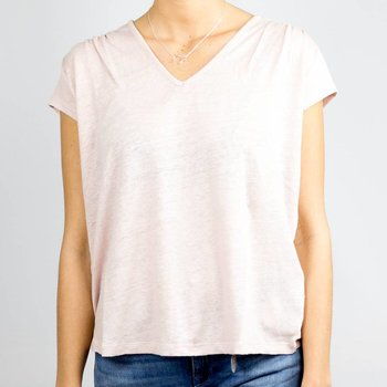 R95th Oversized V-Neck T-Shirt (L)