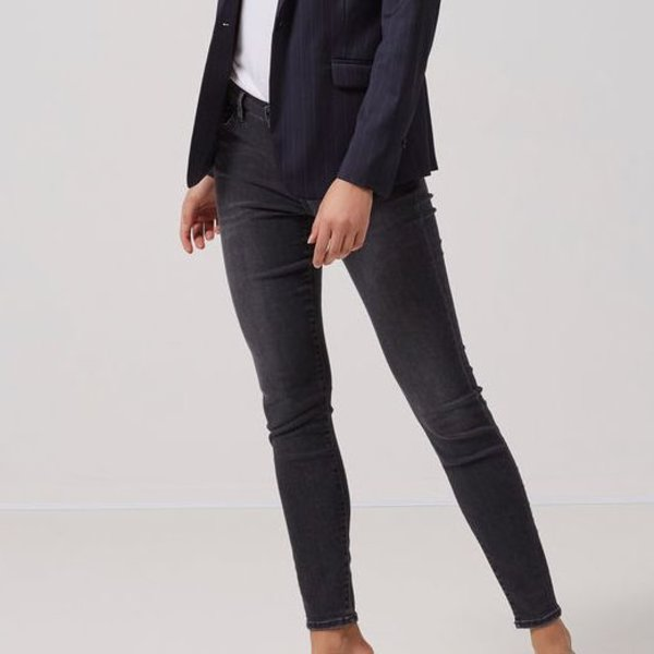 Selected Black Aged Jeans (28)