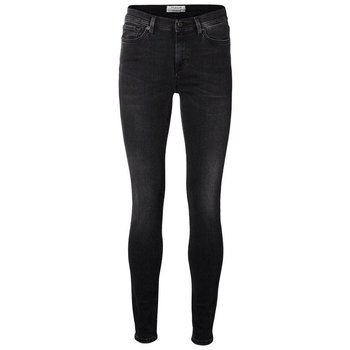 Selected Black Aged Jeans