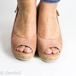 Gadea Pink sandals