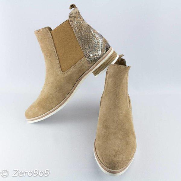 Gadea Beige boots