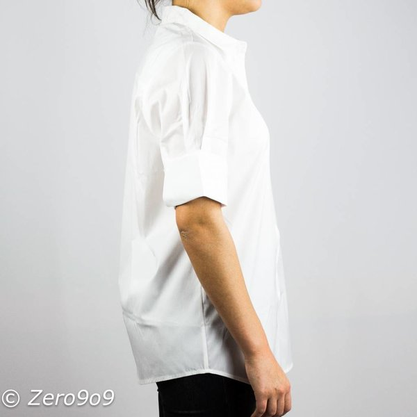 Selected Short sleeve white shirt