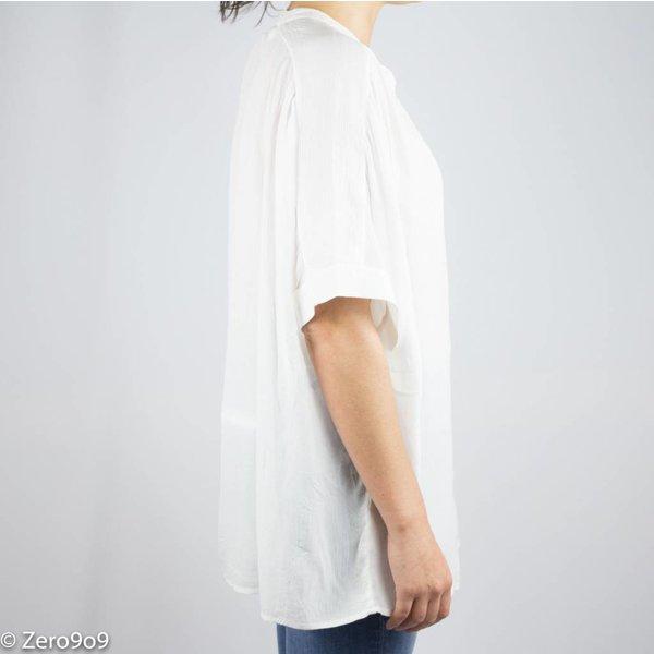 Selected Loose short sleeve shirt