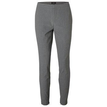 Selected Grey chino pants