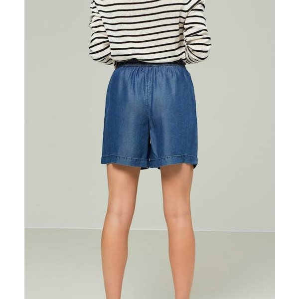 Selected Loose lyocell short