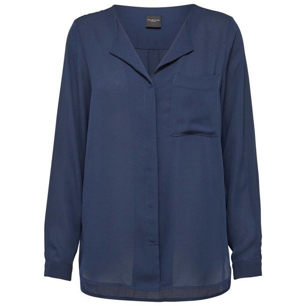 Selected Navy shirt