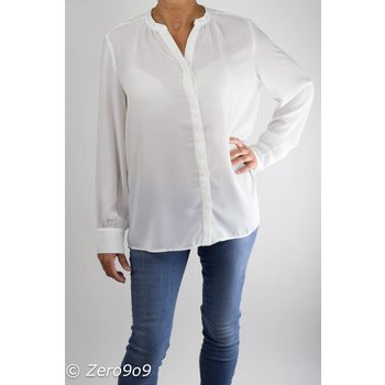 Selected Long sleeved white shirt