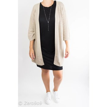 Selected Beige cardigan (M)