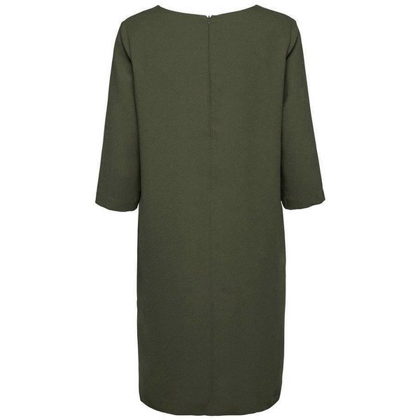 Selected 3/4 sleeve dress (40)