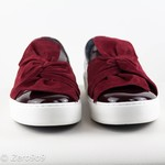 kanna Bordeaux bow sneakers (36)