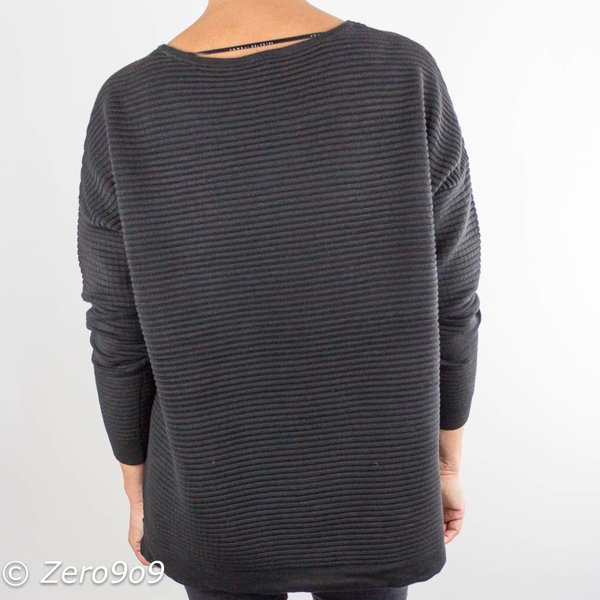 Selected Black  rible sweater