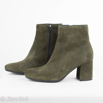 kanna Khaki uni boots