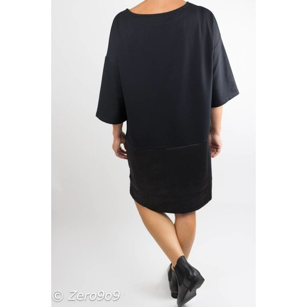 French Connection Jersey jurk (XS)