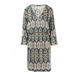 R95th Printed dress