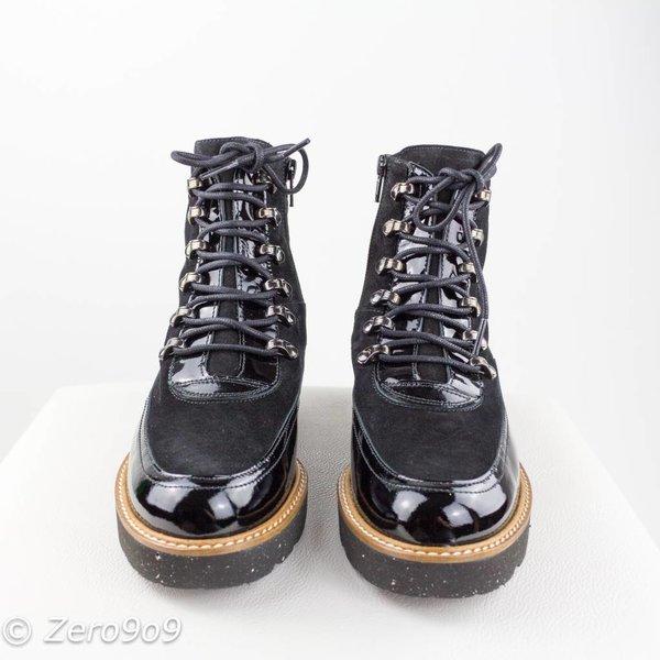 Gadea Black sturdy boots (37)