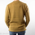 Selected O-neck knitted sweater (XL)